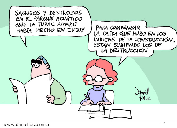 """índices"" por Daniel Paz"