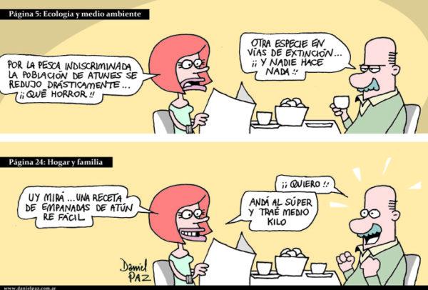 """""""atunes"""" por Daniel Paz"""