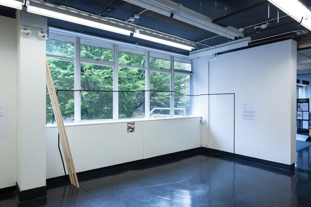Parts and Labour – Camberwell College of Arts, 2012 – Daniel Pettitt