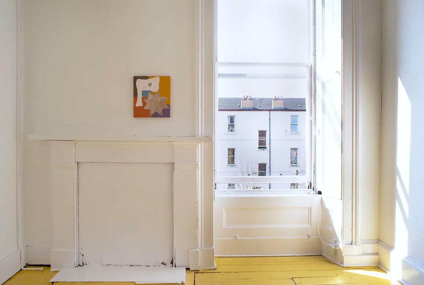 Little Bouket, Glasgow installation view