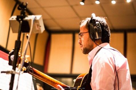 Channel Two Album Recording