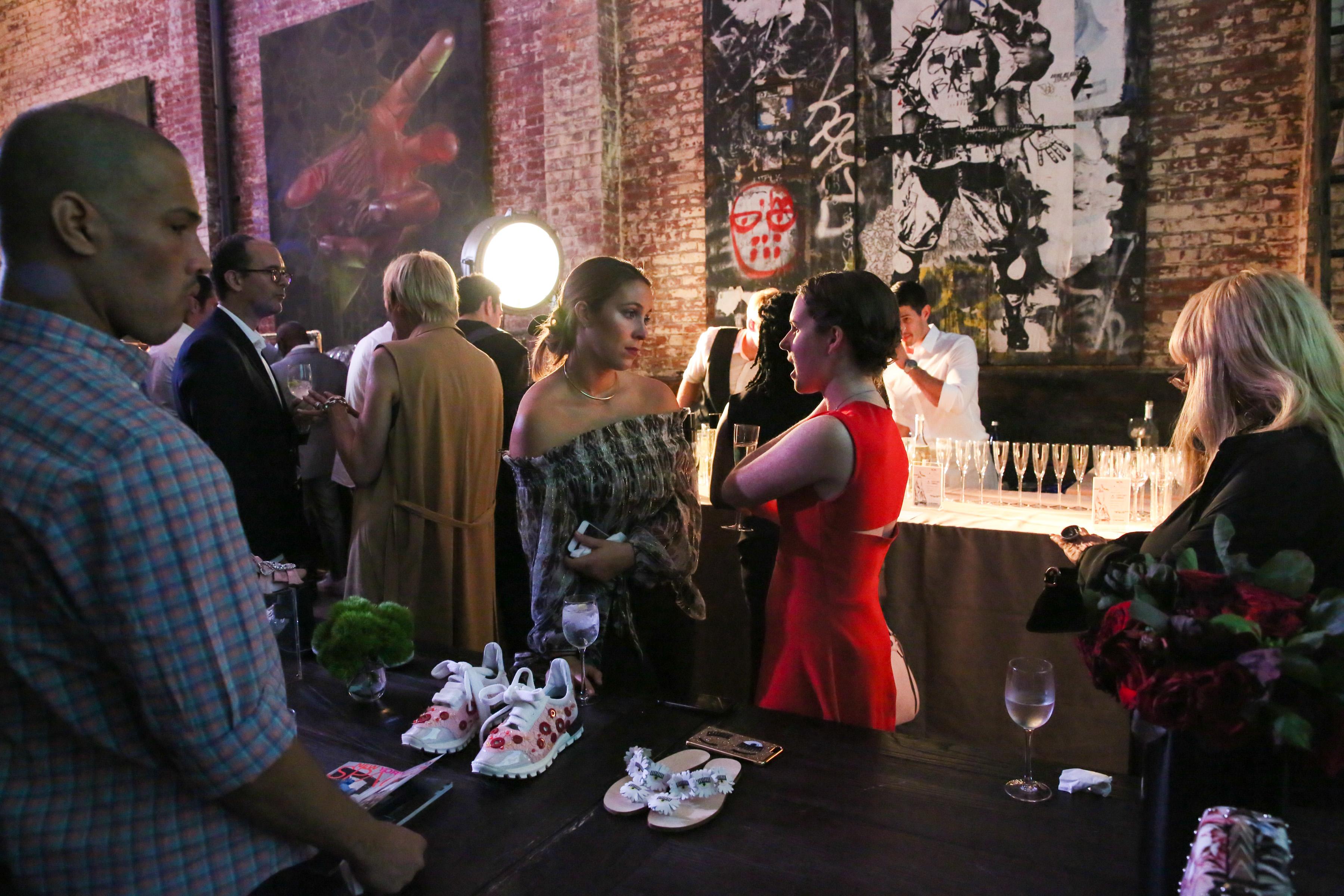 COTERIE x PRYMA : Fashion Week Party