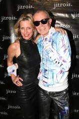 Missy Pool, Jean-Claude Jitrois== Jitrois Hosts Exclusive Cocktail Party with Jean-Claude Jitrois Celebrating Retrospective by Kerry James Marshall for The Met Breur== Jitrois Boutique, NYC== October 25, 2016== ©Patrick McMullan== Photo - Krista Kennell/PMC== ==