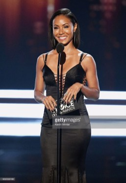 onstage during the People's Choice Awards 2017 at Microsoft Theater on January 18, 2017 in Los Angeles, California.