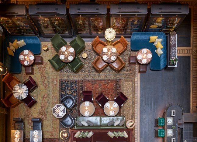 The Beekman - Bar Room - Photo Bjorn Wallender
