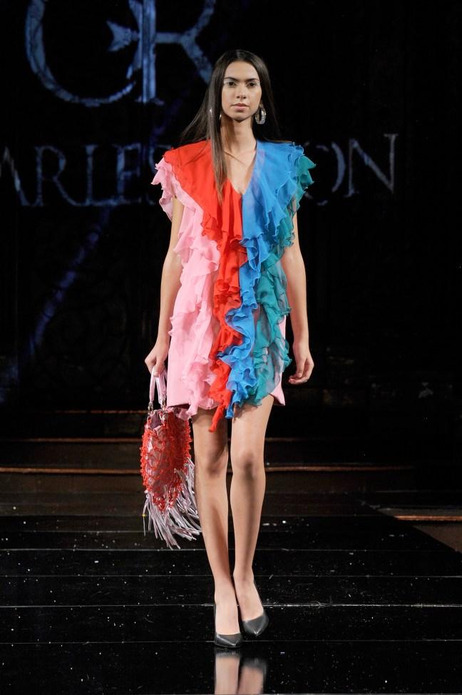 Charles And Ron at New York Fashion Week NYFW Art Hearts Fashion SS/18