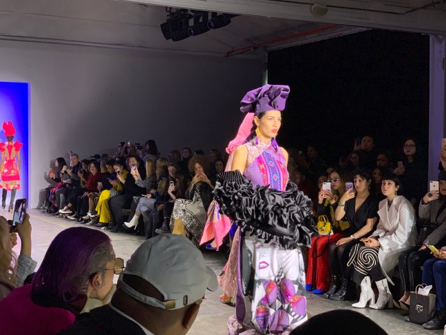 Indonesian Diversity structs its collective at New York