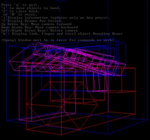 Grab OpenGL Demo Screenshot