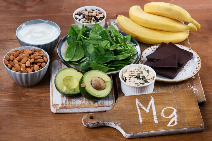 magnesium deficiency foods