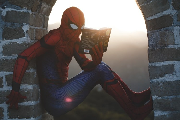 how-to-remember-what-you-read-spiderman