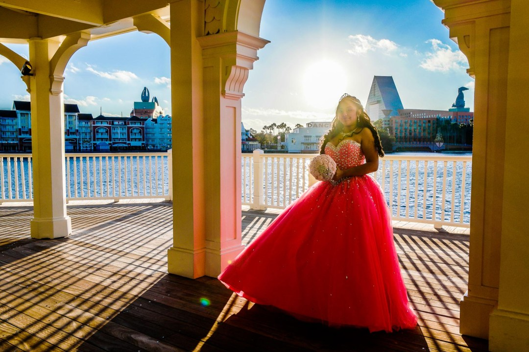 Orlando Childs Quinceanera Photographer