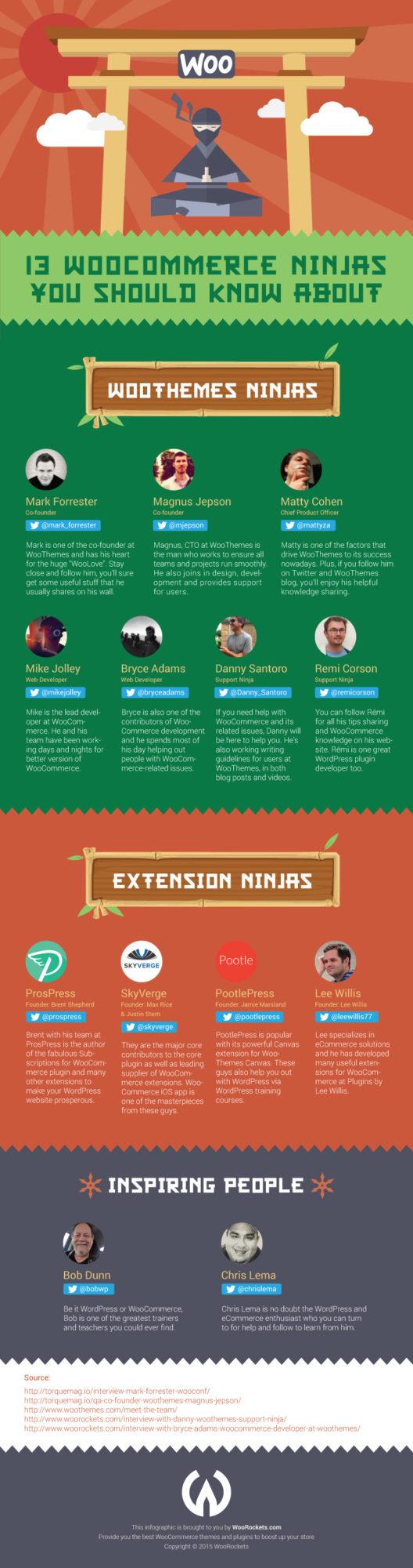 infographic_top-woocommerce-ninja-to-follow