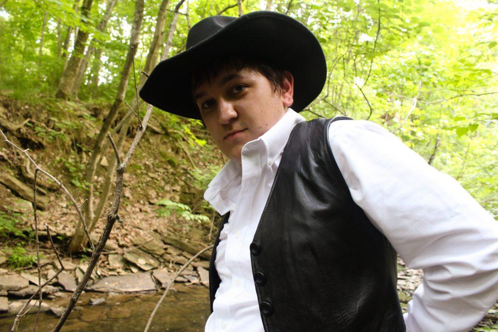 I'm bringing cowboy back.