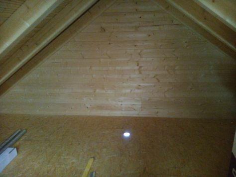 Dachboden Garage
