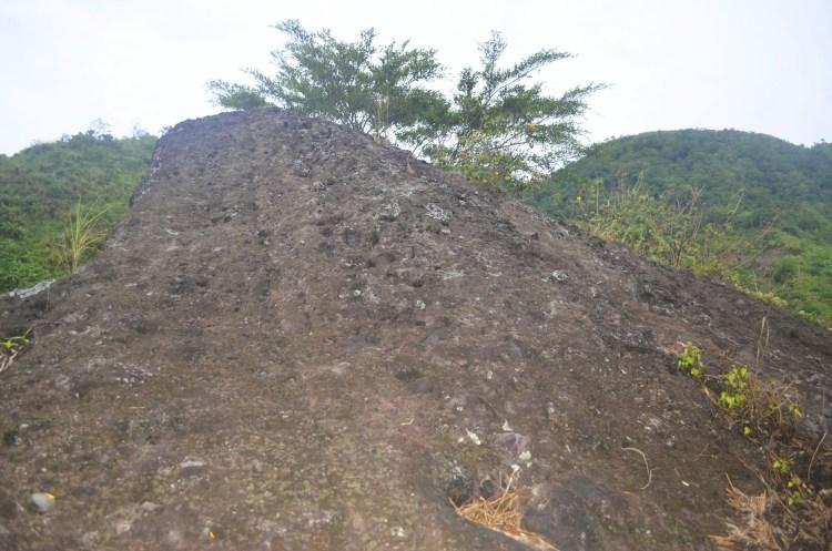 The mystic stone of Bagong, Sablan