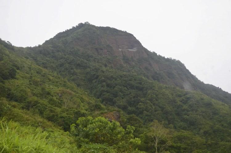 Mt Pokgong in Bagong, Sablan
