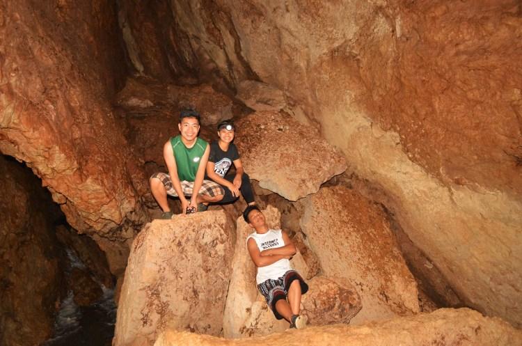 Aran Cave in Tuba, Benguet.