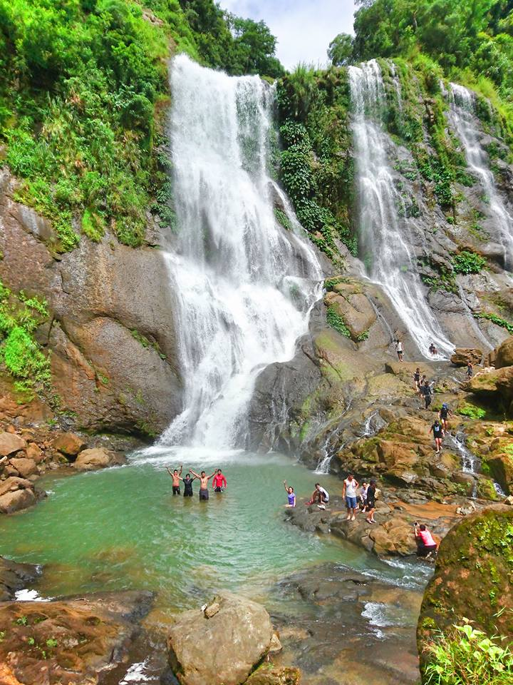 Benguet Tourist Spots (Badi Falls)