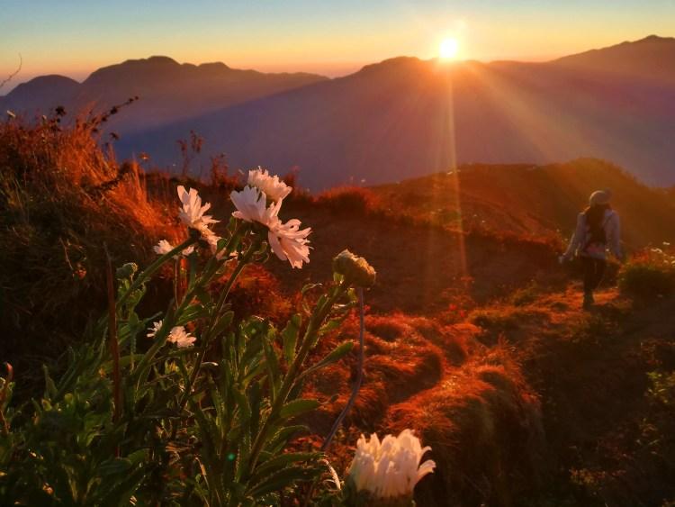Mt Kalugong Sunrise