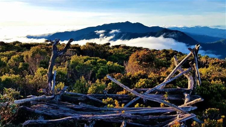 Benguet Tourist Spots (Mt Tabayoc)
