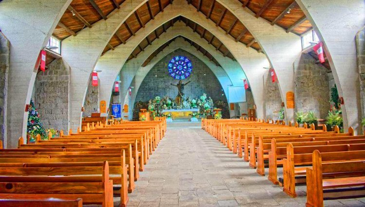 St Mary the Virgin Church is one of the best places to visit in Sagada