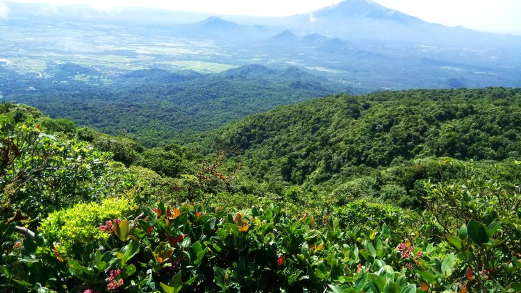 Mt Makiling is one of the best tourist spots/destinations in Laguna province.