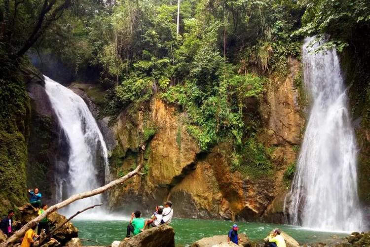 Girgira Falls is one of off-beaten Apayao tourist spots.