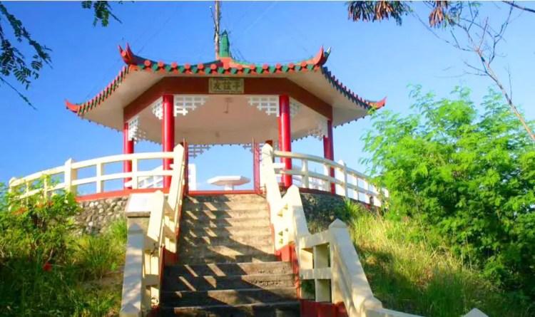 Pagodal Hill is one of the tourist spots in San Fernando La Union.