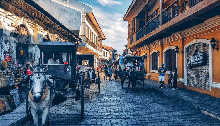 Calle Crisologo is one of the must-see tourist spots in Ilocos Sur.
