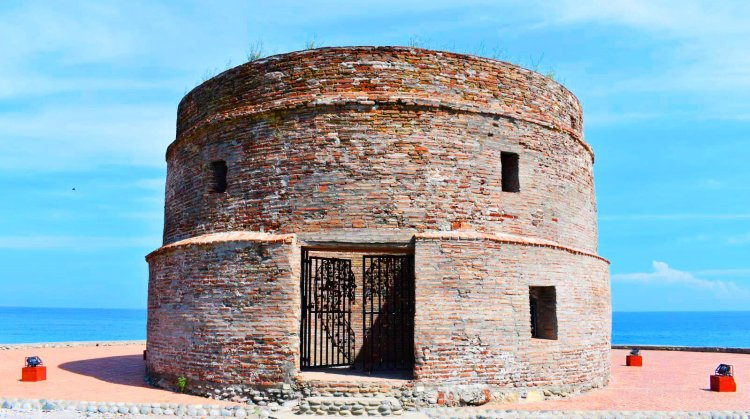 Baluarte Watchtower is one of the tourist spots in La Union.