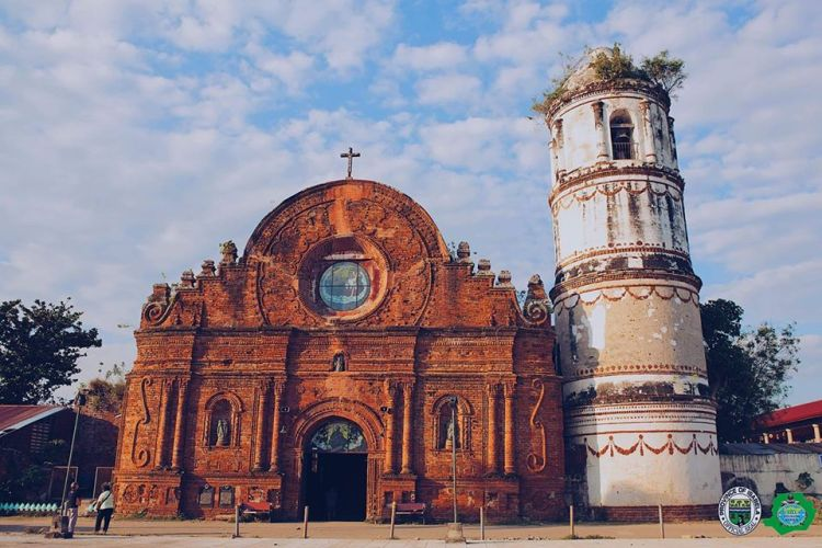 Saint Mathias Church is one of the tourist spots in Isabela province.