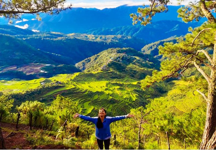 Maligcong Rice Terraces is one of the least known tourist destinations in the Philippines