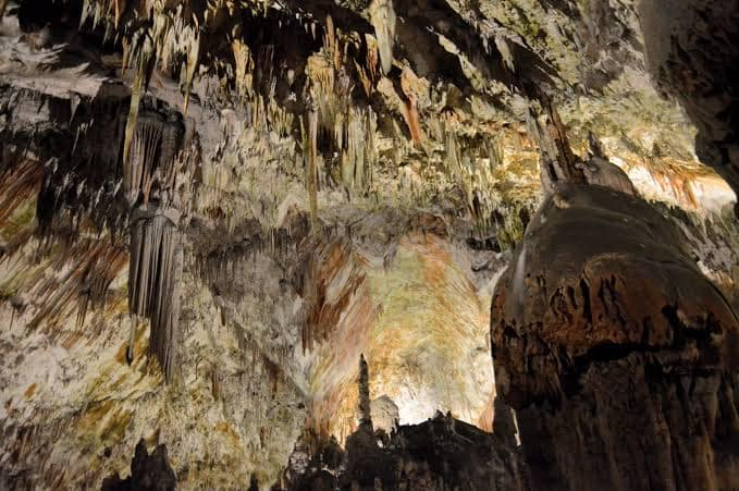Alwasan Lanum Cave is one of the tourist spots in Zambales