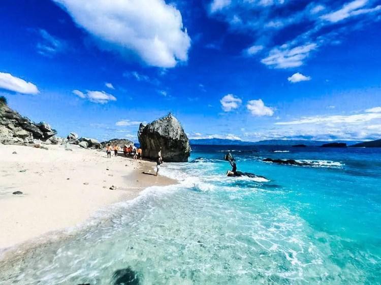 Camara Island is one of Zambales tourist spots
