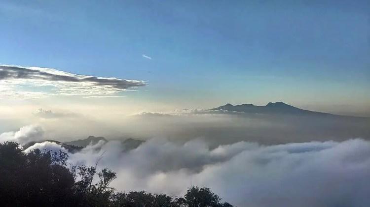 Mt. Natib is one of the tourist spots in Bataan