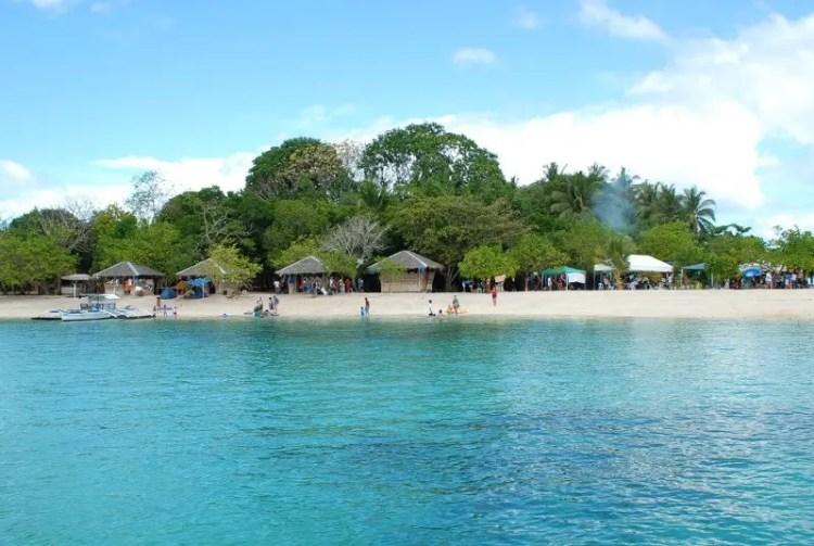 Canigo Island is one of the top Leyte tourist spots