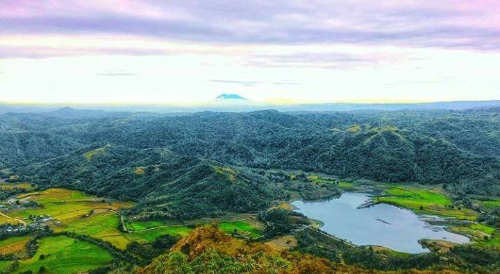 Mount Damas is one of Tarlac tourist spots.