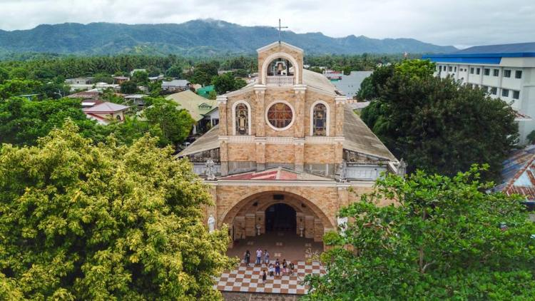 Dipolog City Cathedral is one of the Zamboanga Del Norte tourist spots