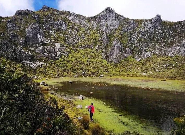 Mt Apo is one of Davao Del Sur tourist spots