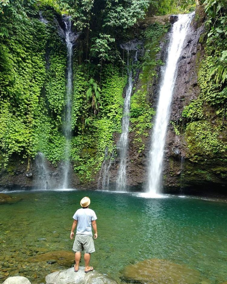 Guiban Falls is one of Misamis Occidental tourist spots