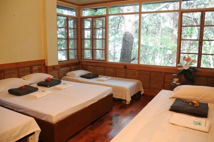 Accommodation at Winaca Eco Cultural Village