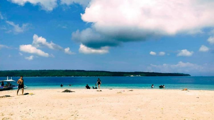 Kaputian Beach is one of Davao Del Norte tourist spots