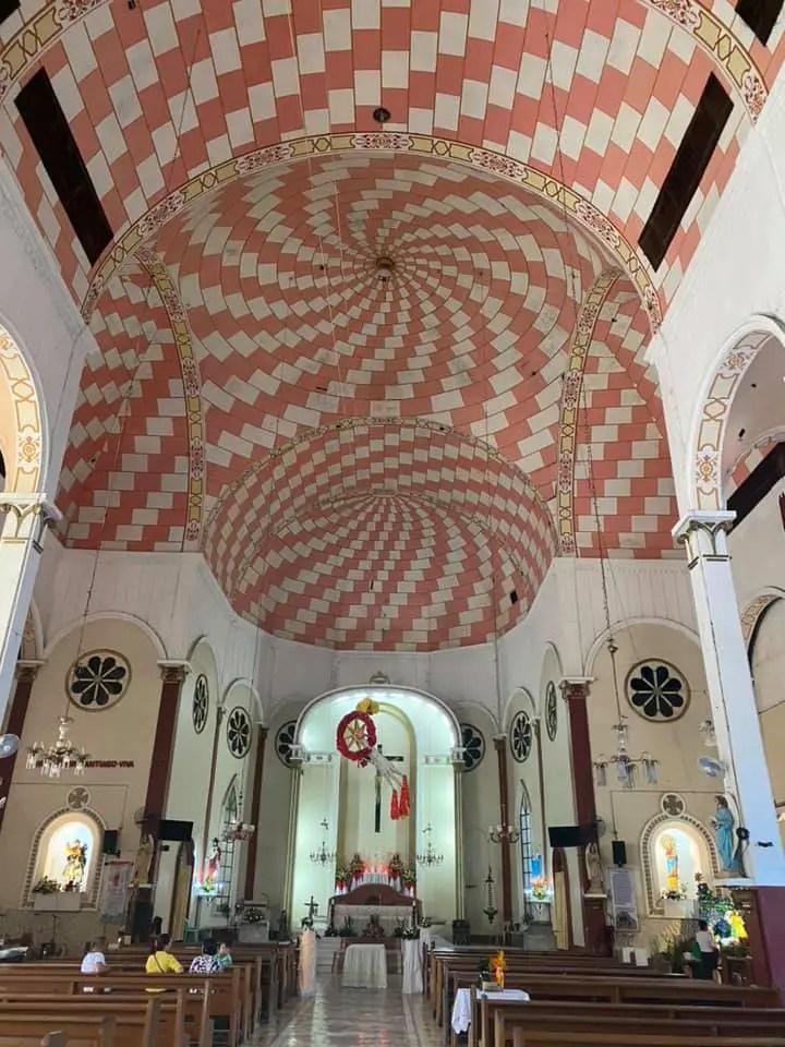 St James Church Dapitan is one of the Zamboanga Del Norte tourist spots