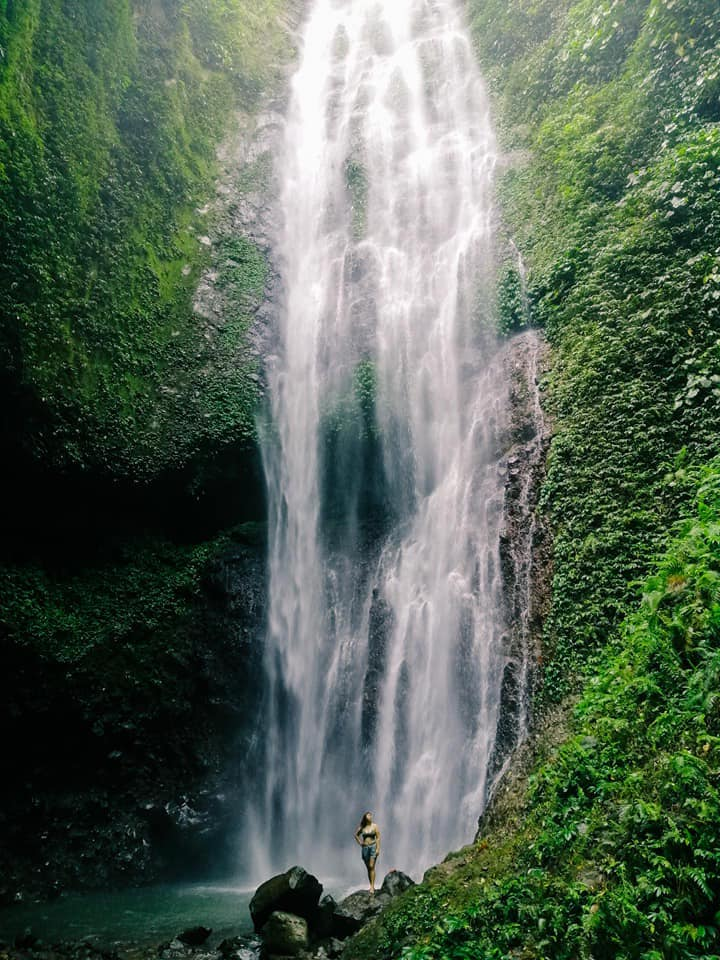 Soab Falls is one of Biliran tourist spots
