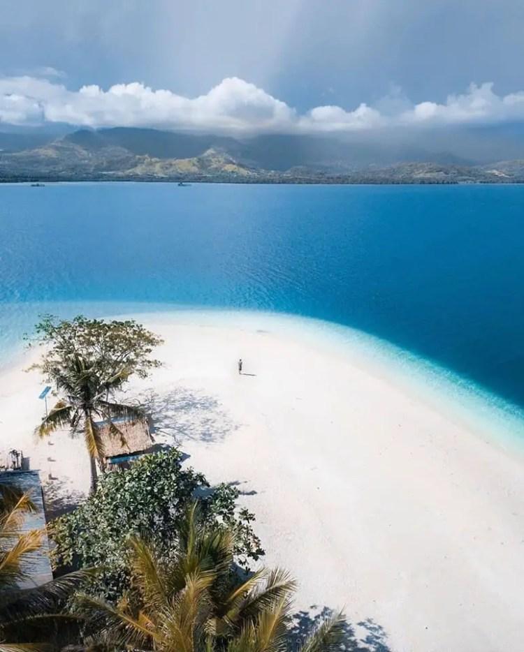 Buluan Island is one of Zamboanga Sibugay tourist spots