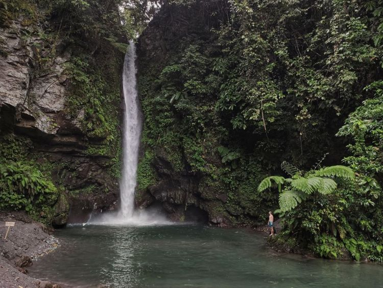 Tuasan Falls is one of Camiguin tourist spots.