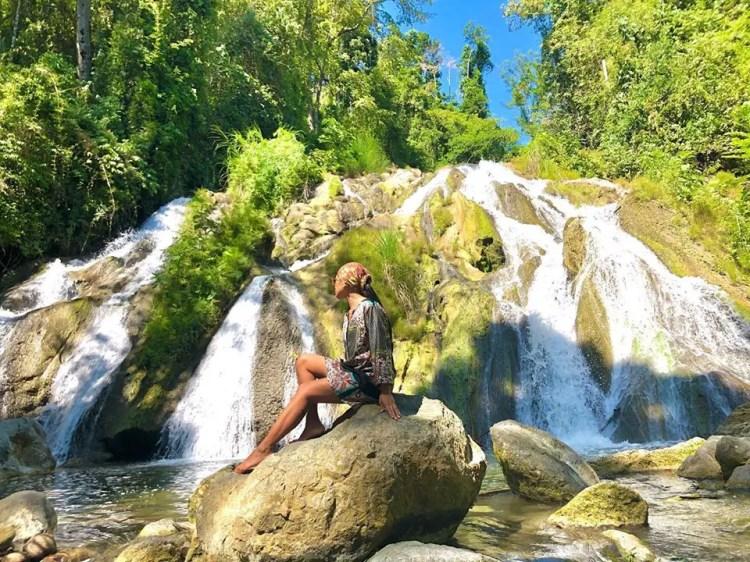 Pulacan Falls is one of Zamboanga Del Sur tourist spots