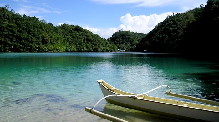 Cantialn Islands one Surigao Del Sur tourist spots.