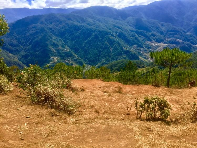 Views from Marlboro Hill near Blue Soil Sagada