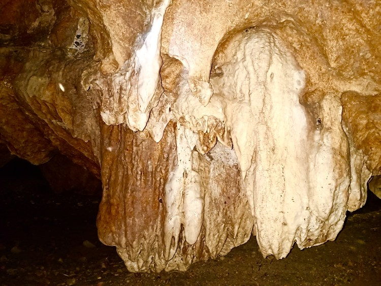 Another rock formation to see in Sagada Underground River